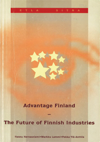 Advantage Finland. – The Future of Finnish Industries - B113