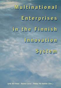 Multinational Enterprises in the Finnish Innovation System - b208