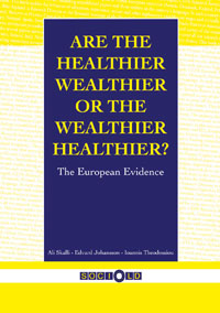 Are the Healthier Wealtier or the Wealthier Healthier?The European Evidence - b219_Are_Healthier_Wealthier
