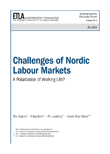 Challenges of Nordic labour markets: A polarization of working life? - dp1251
