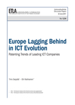 Europe Lagging Behind in ICT Evolution: Patenting Trends of Leading ICT Companies - dp1254