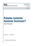 Palaako tuotanto Aasiasta Suomeen? Case Polkupyörä - dp1287