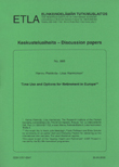 Linear and Nonlinear Dependence in the Finnish Forward Rate Agreement Markets - dp409