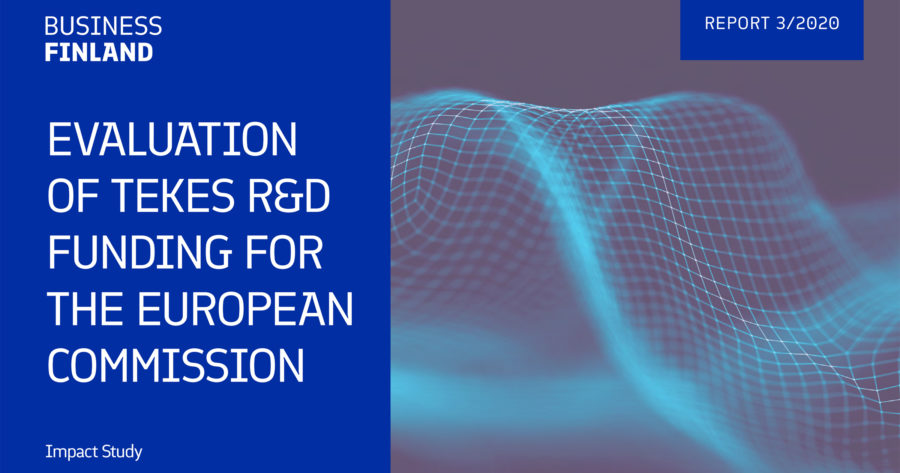 Evaluation of Tekes R&D Funding for the European Commission - 3_2020-evaluation-of-tekes-rd-funding-for-the-european-commission