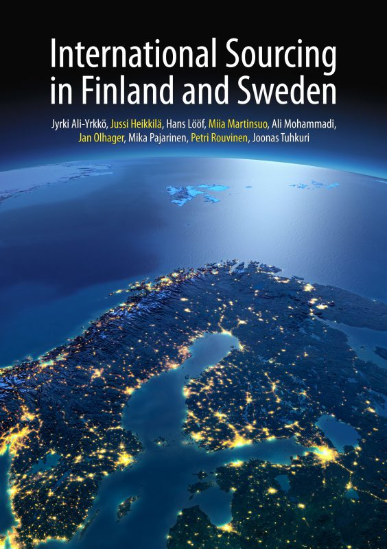 International Sourcing in Finland and Sweden - ETLA-B275