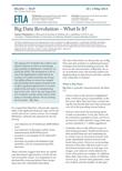 Big Data Revolution – What Is It? - ETLA-Muistio-Brief-10