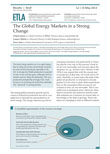 The Global Energy Markets in a Strong Change - ETLA-Muistio-Brief-12