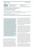 The Economic Impacts of EU Climate Policy - ETLA-Muistio-Brief-2