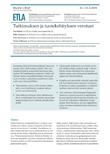 Tutkimuksen ja tuotekehityksen verotuet - ETLA-Muistio-Brief-31