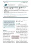 Market-Driven Investment Strategies to Implement the Bioeconomy Policy - ETLA-Muistio-Brief-35