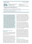 Tuloerot ja talouskasvu - ETLA-Muistio-Brief-41
