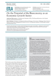 On the Potential of the Bioeconomy as an Economic Growth Sector - ETLA-Muistio-Brief-43