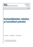Kuntaeläkkeiden rahoitus ja kunnalliset palvelut - ETLA-Raportit-Reports-4