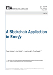 A Blockchain Application in Energy - ETLA-Raportit-Reports-71