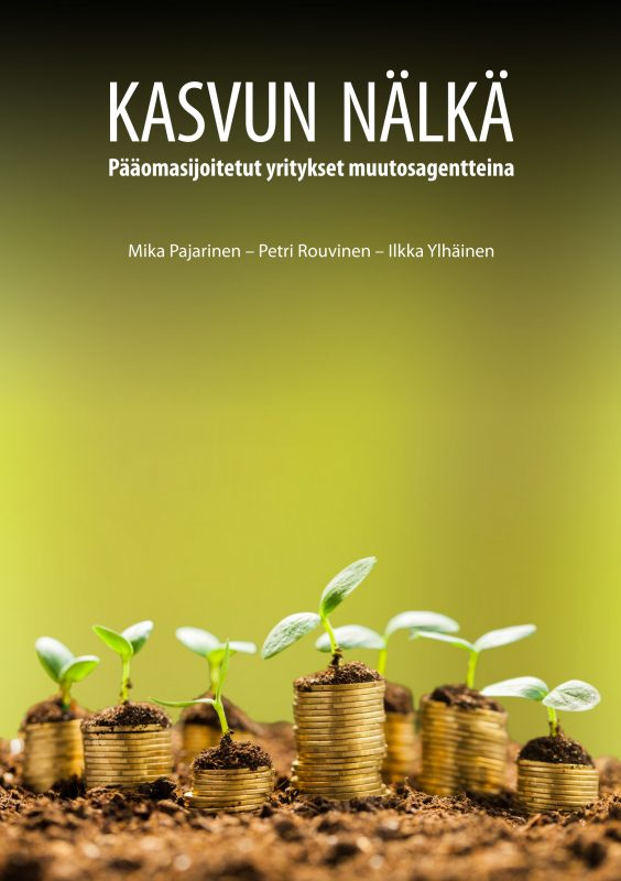 Private Equity in Finland - Kasvun-Nalka