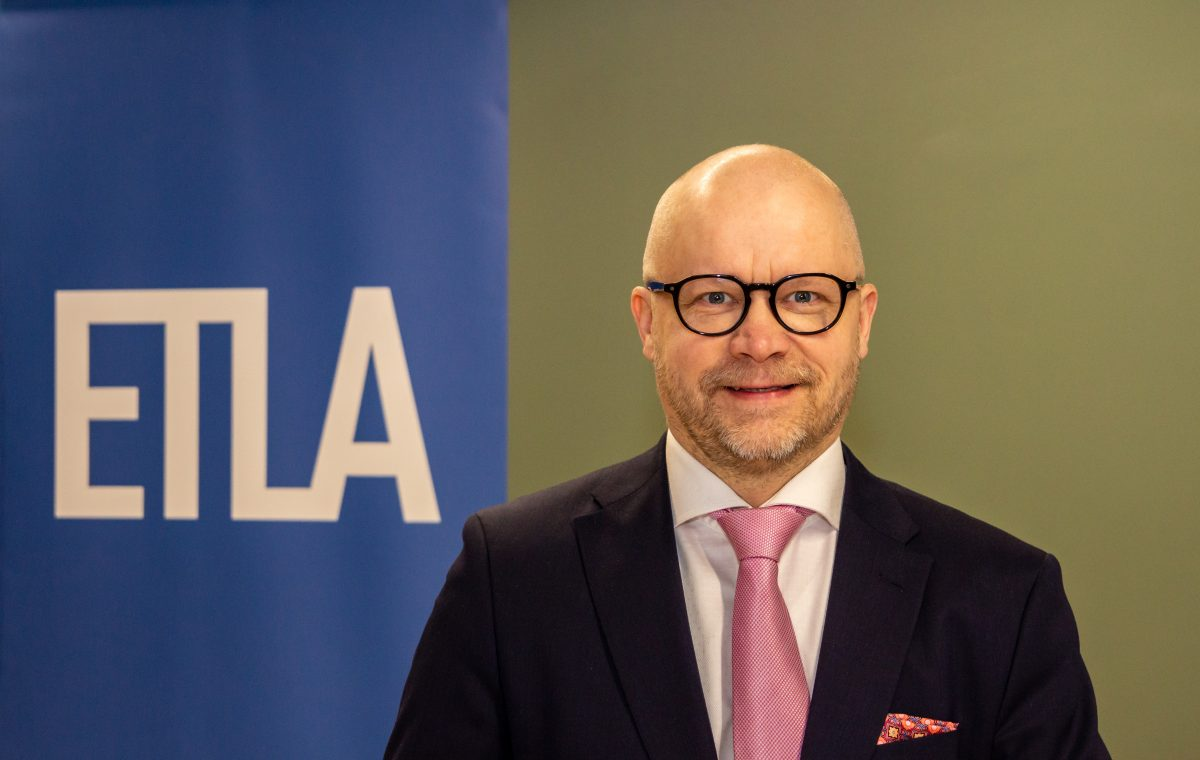 New Managing Director for Etla