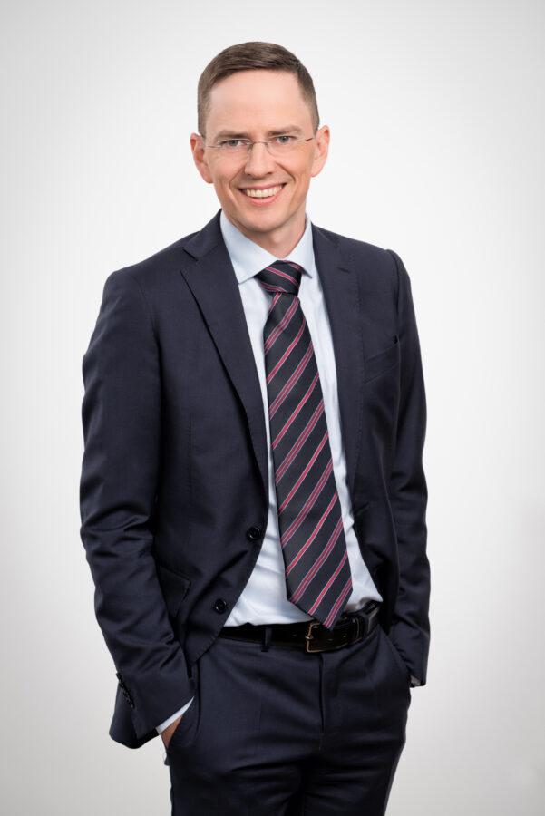 Tutkimusjohtaja Antti Kauhanen