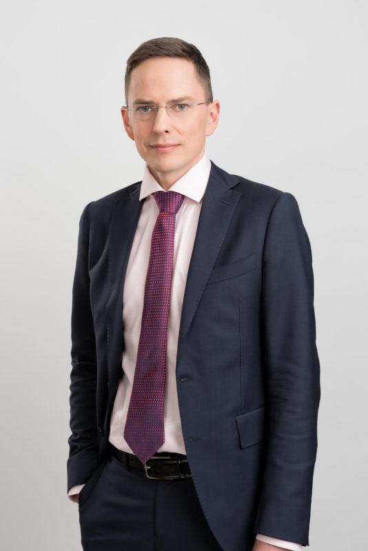 Etlan tutkimusjohtaja Antti Kauhanen