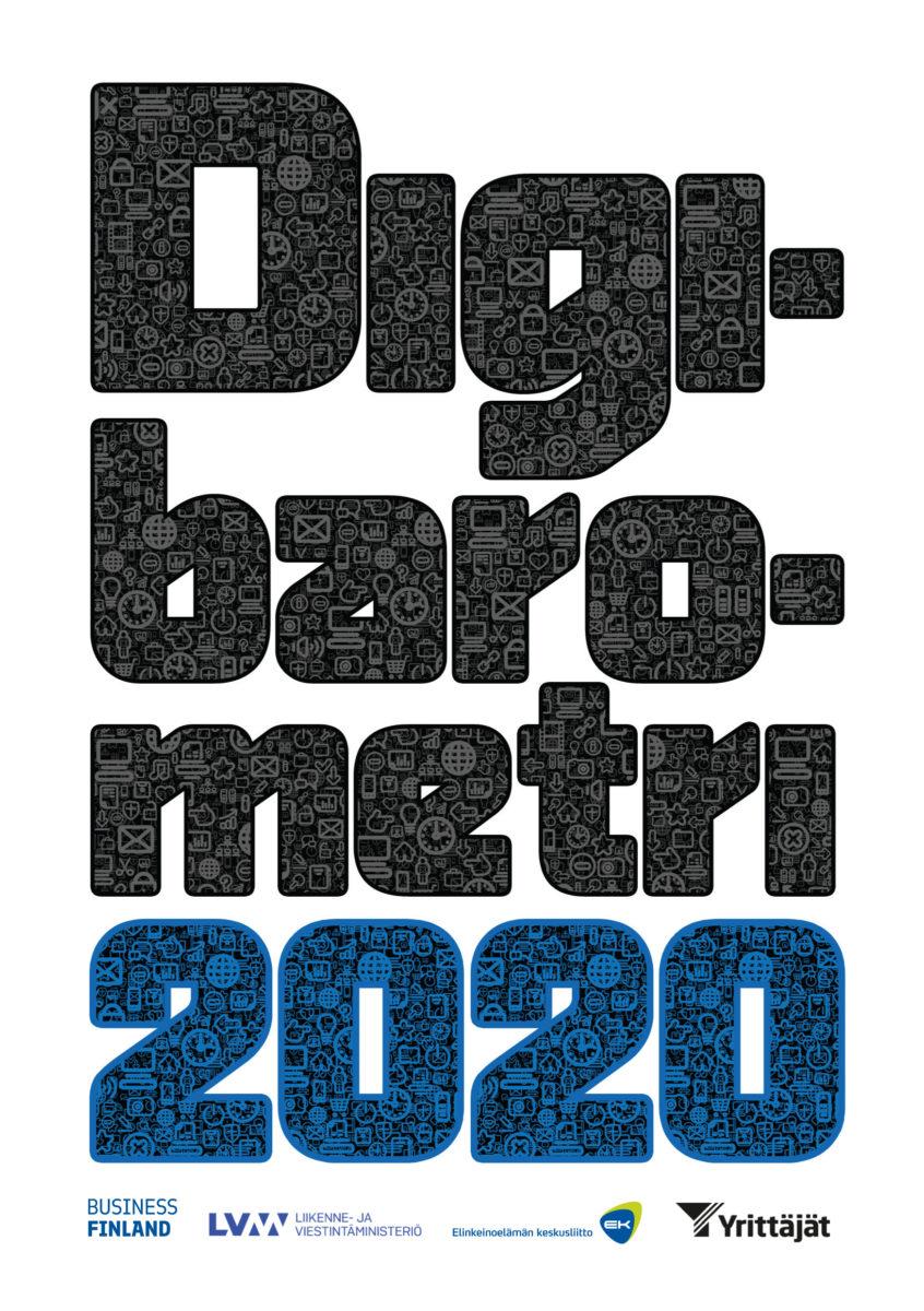 Digibarometri 2020: Kyberturvan tilannekuva Suomessa