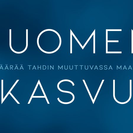 Suomen kasvu (Finnish Economic Growth)