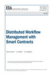 Distributed Workflow Management with Smart Contracts - ETLA-Raportit-Reports-78