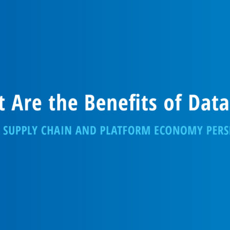 What Are the Benefits of Data Sharing? Uniting Supply Chain and Platform Economy Perspectives