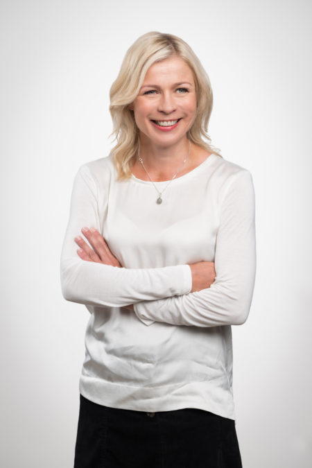 Research director Heli Koski