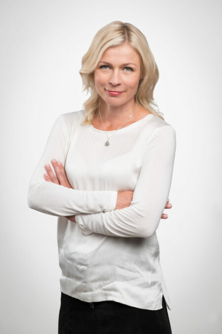 Tutkimusjohtaja Heli Koski