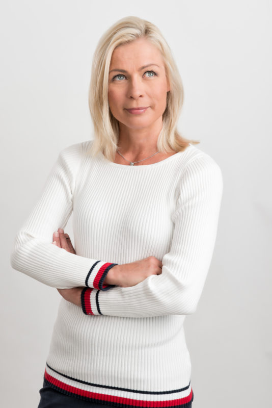 Etlan tutkimusjohtaja Heli Koski