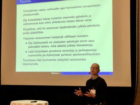 Tutkimusjohtaja Niku Määttänen, Etla