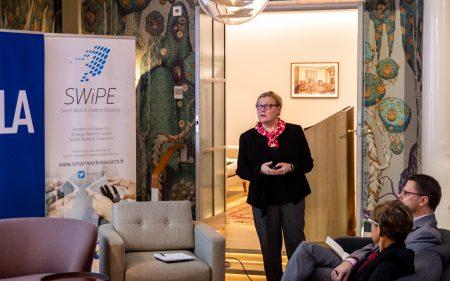 Anne Kovalainen, Turun yliopisto.