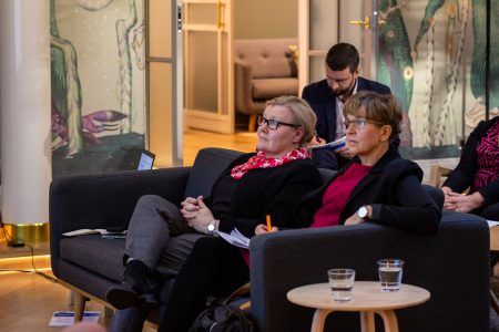 Anne Kovalainen, Turun yliopisto, ja Laura Seppänen, Työterveyslaitos.