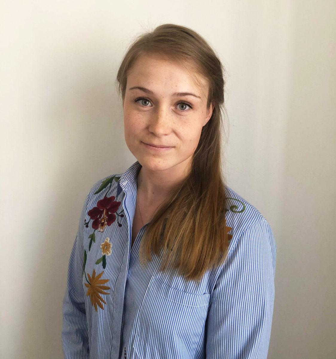 Jenni Nevavuo Etlaan tutkimusharjoittelijaksi