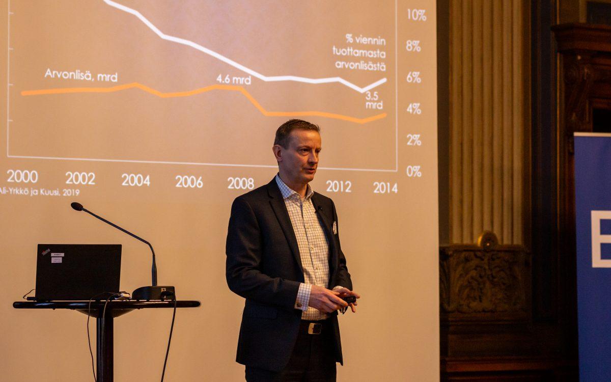 Etla: Brexit muuttaa globaaleja arvoketjuja, vaikutukset näkyvät suomalaisyrityksissäkin