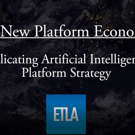 Artificial Intelligence Platforms: Case Google Maps