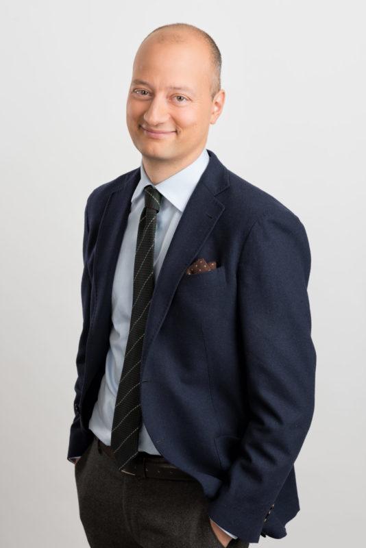 Professori Niku Määttänen, Helsingin yliopisto ja Helsinki Graduate School of Economics