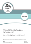 Commercialization or Engagement: Which Is of More Significance to the U.S. Economy ? - ETLA-Working-Papers-13
