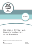 Structural Reforms and Stabilization Policies in the Euro Area -