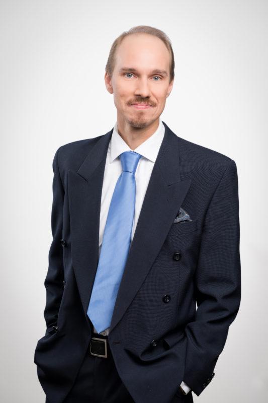 Etlan tutkimuspäällikkö Olli Ropponen