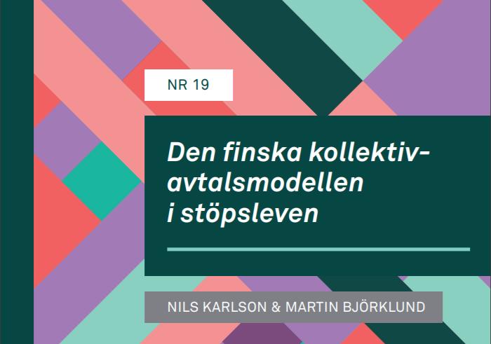 Suomen mullistuneet työmarkkinat kiinnostavat Ruotsissa – tuore raportti julki
