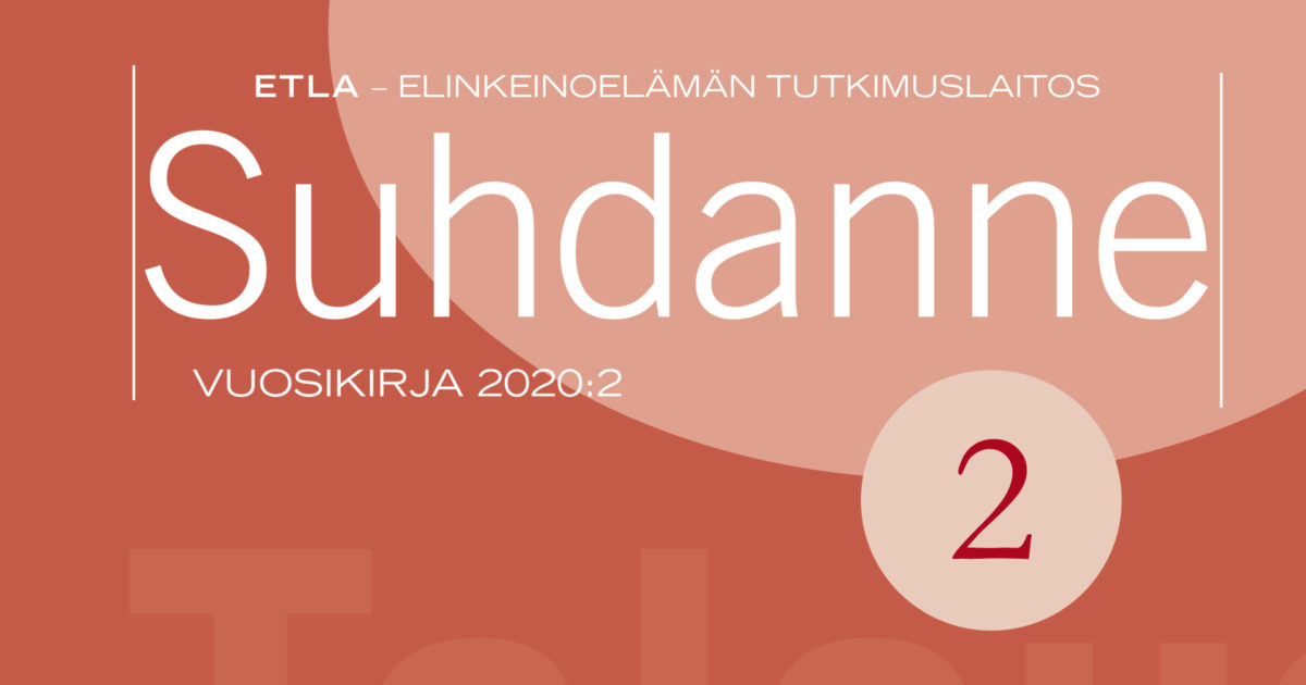 Suhdanne 2020:2