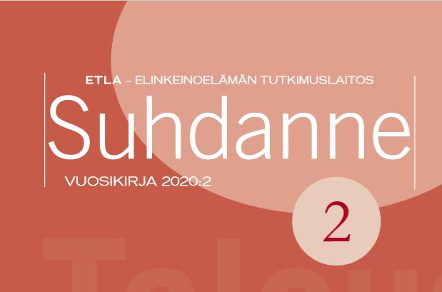 Etla: Maailma ajoi koronaseinään, Suomi sinnittelee vielä verraten pienin vaurioin