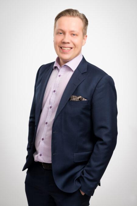 Research director Tero Kuusi