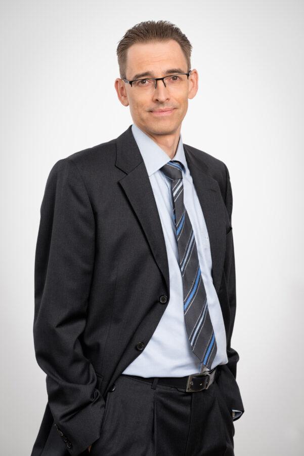 Tutkija Ville Kaitila