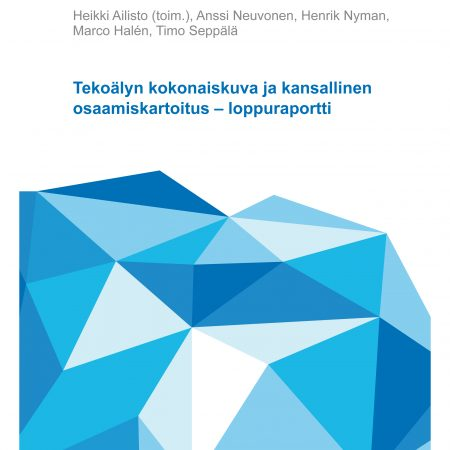 The Overall View of Artificial Intelligence and Finnish Competence in the Area
