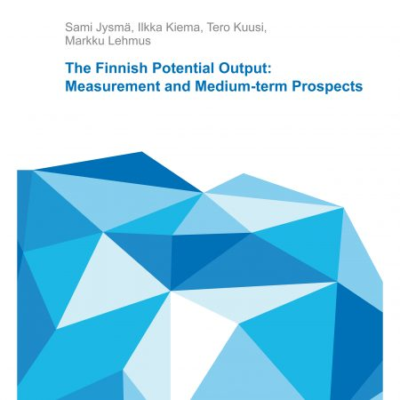 The Finnish Potential Output: Measurement and Medium-term Prospects
